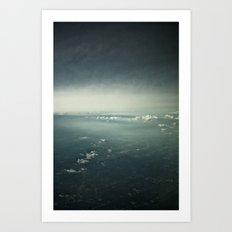 Skyscape Art Print