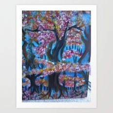 Revival Art Print
