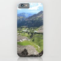 Willow Lakes iPhone 6 Slim Case
