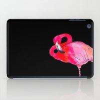 Fancy Flamingo iPad Case