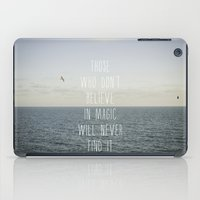Those who don't believe... iPad Case