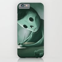 iPhone & iPod Case featuring Unwritten by Jacques Marcotte