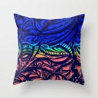 Color Lover  Throw Pillow