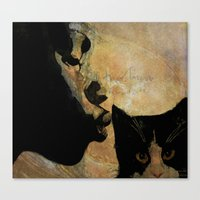 Loving You Is Easy Because Your Beautiful  Canvas Print