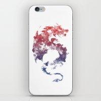 Dragon's Myth iPhone & iPod Skin