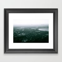 View From Above  Framed Art Print