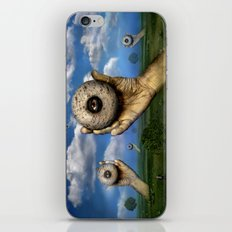 The observation iPhone & iPod Skin