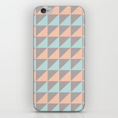 Triangles. iPhone & iPod Skin