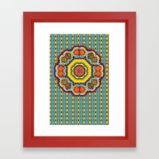 Double Luck Framed Art Print