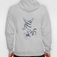 We Are All Mad Here Hoody