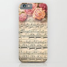 Vintage Music #2 iPhone 6 Slim Case