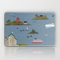 Turku Archipelago Laptop & iPad Skin