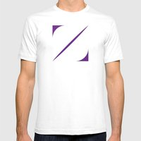 Z like Z Mens Fitted Tee White SMALL