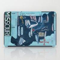 MISSOURI iPad Case