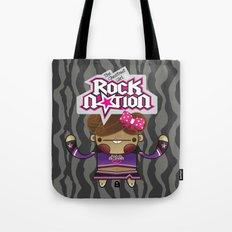 The Chestnut Girl & Rock Nation !!! Tote Bag
