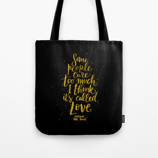 It's Called Love  Tote Bag