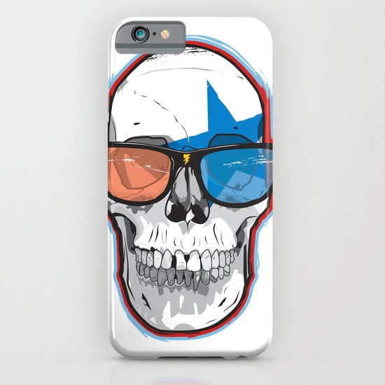 The 3D Star Punk iPhone & iPod Case