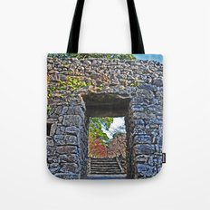 Rocky Passage Tote Bag
