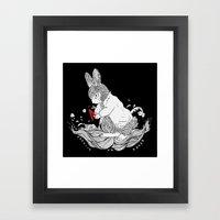 LE CHAPARDEUR 2 Framed Art Print