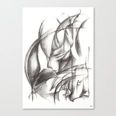 Mind Castle Canvas Print