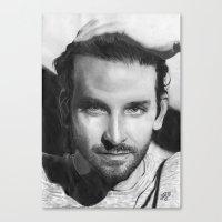 Bradley Cooper Tradition… Canvas Print