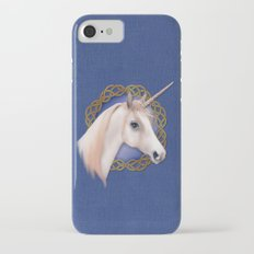 Unicorn Dreams iPhone 7 Slim Case