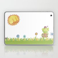 Little Frog Laptop & iPad Skin