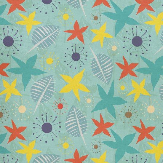 Tropical Fun Canvas Print
