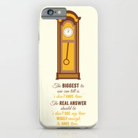 'I don't have time' iPhone 6 Slim Case