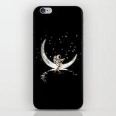 Sailing Cross the Sky iPhone & iPod Skin