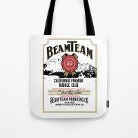 Beam Team Tote Bag