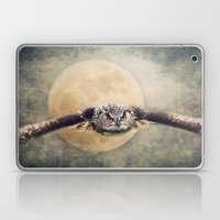 Angry Moon Laptop & iPad Skin
