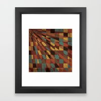 When I'm Alone With Only… Framed Art Print
