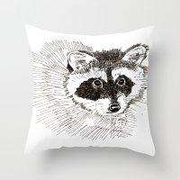Bandito Throw Pillow