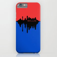 Dallas City Skyline iPhone 6s Slim Case