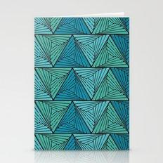 geometric II Stationery Cards