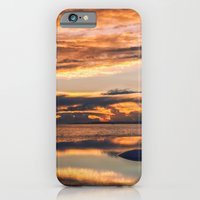 Sunset from the Champalimaud Foundation iPhone 6 Slim Case