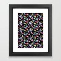 The Poppy Is Also A Flower Framed Art Print