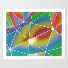 IsoTeXture Art Print