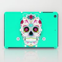 Calavera iPad Case