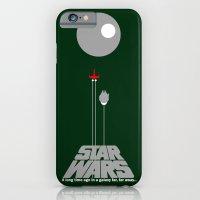 iPhone & iPod Case featuring A New Hope IV by IIIIHiveIIII