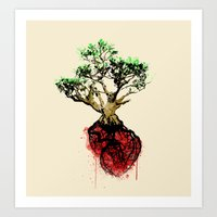 Love Your Roots Art Print