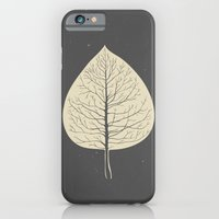 iPhone & iPod Case featuring Tree-leaf by Agne  Matulionyte