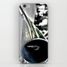 The string... iPhone & iPod Skin