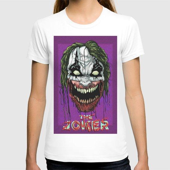 Joker Zombie T-shirt
