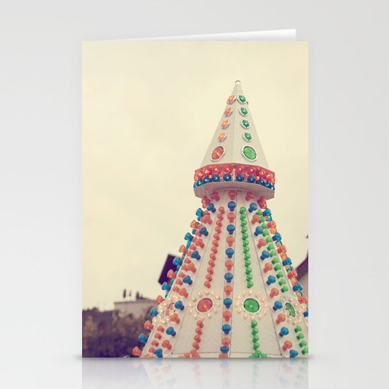 Carnival Stationery Card