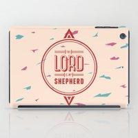 Psalm 23:1 iPad Case