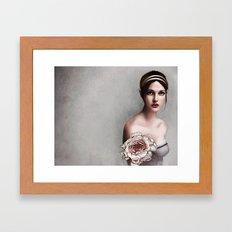 Soda Framed Art Print