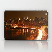 New York City Night Skyl… Laptop & iPad Skin