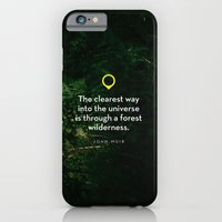 Into The Universe iPhone 6 Slim Case